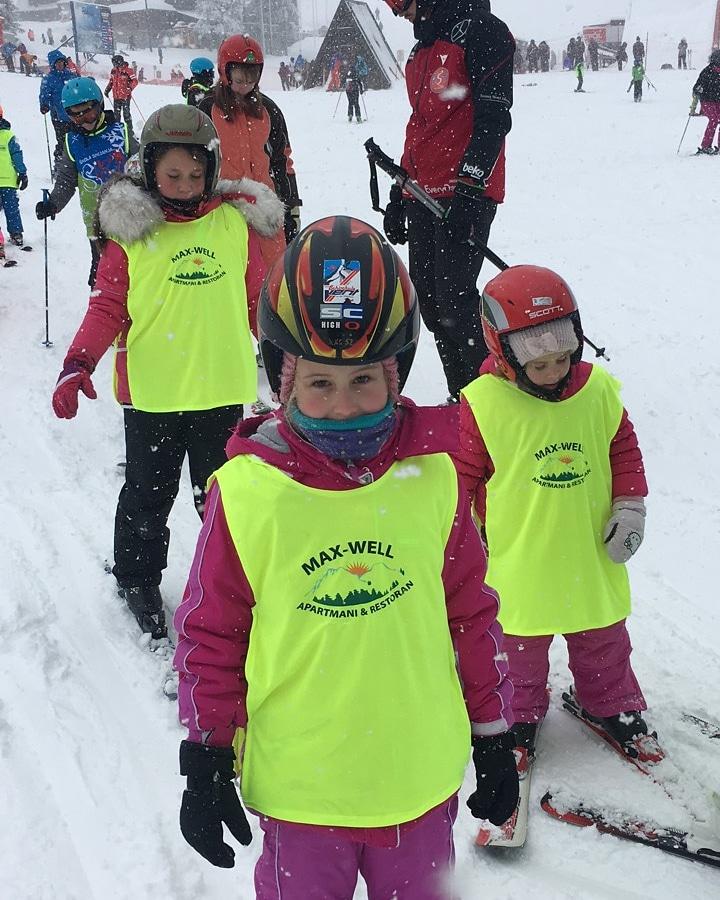 Upoznavanje brzine skijanja